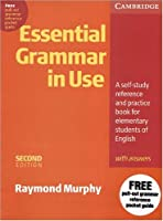 Essential Grammar in Use: With Answers, A Self-Study Reference and Practice Book for Elementary Students of English
