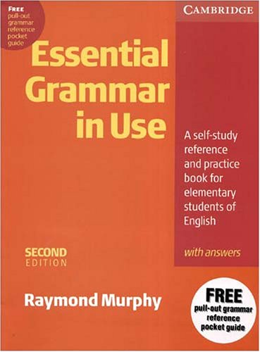 Essential Grammar in Use: With Answers, A Self-Study Reference and Practice Book for Elementary Students of Englishの詳細を見る