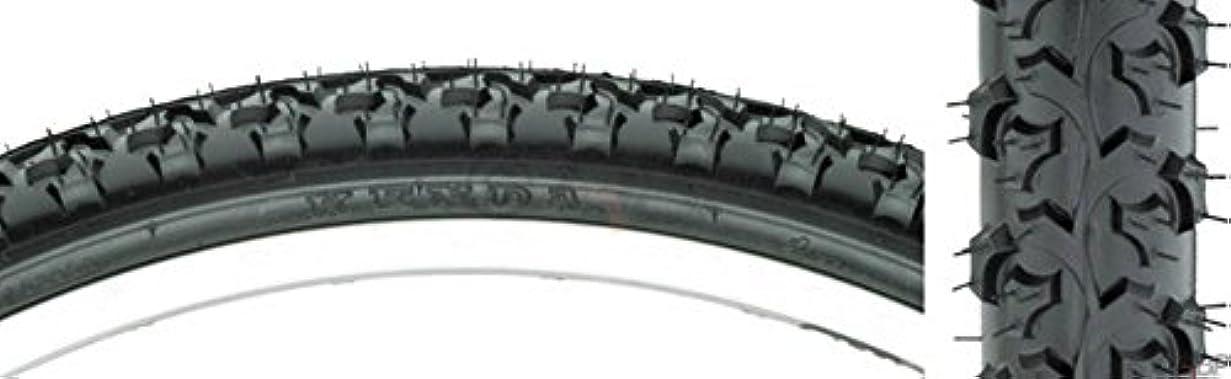 着陸同僚ブラウザKenda K831 Alfabite Style Tire 26 x 2.10 Black Steel by Kenda