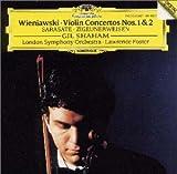 ヴィエニャフスキ/ヴァイオリン協奏曲 第1番 嬰ヘ短調 作品14 画像