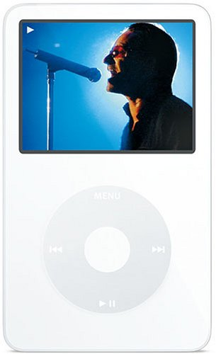 ●iPod classic 第5世代 60GB ホワイト●MA003J/A