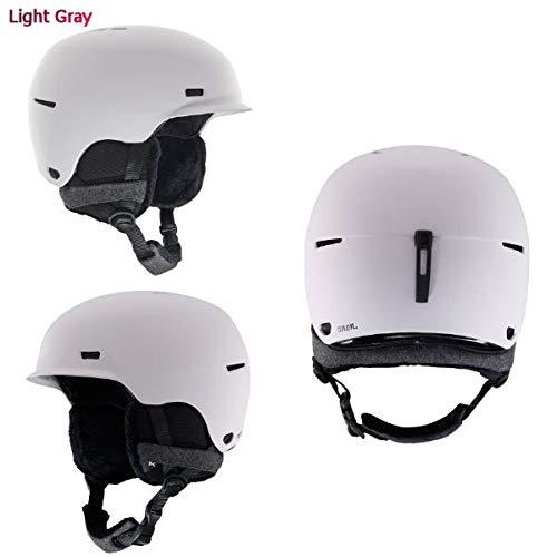 【ANON】アノン 2018-2019 Anon Raven Helmet レディース ヘルメット プロテクター スノーボード LightGray M