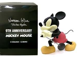 ミッキーマウス×ナンバーナイン ビッグサイズフィギュア(カラー)