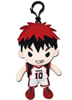 Great Eastern Entertainment Kuroko's Basketball - SD Kagami Plush Keychain [並行輸入品]
