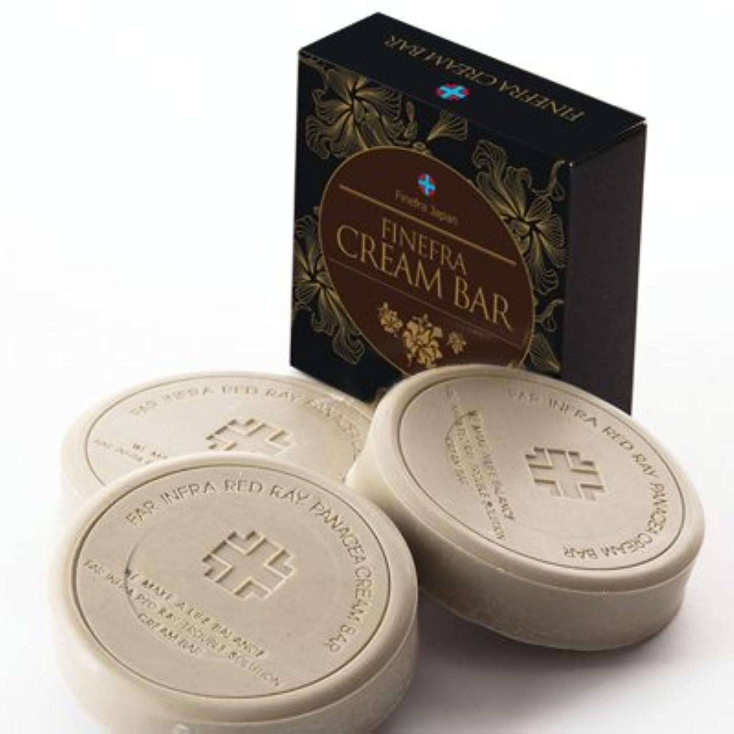 解釈的生まれボックスファインフラ 石鹸 (3個入り1セット)