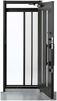 川口技研 ドア用網戸 スリム型 ロータリー網戸 SRA-1