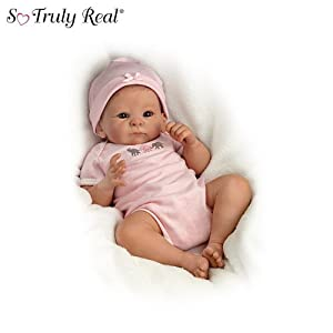Baby Doll: Little Peanut Baby Doll by Ashton Drake ドール 人形 フィギュア(並行輸入)