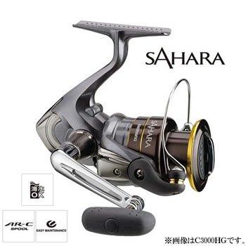 シマノ リール 14 サハラ C3000HG