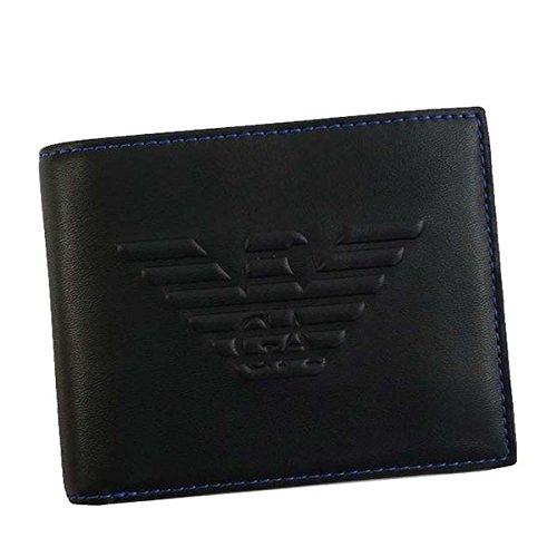 エンポリオ アルマーニ EMPORIO ARMANI 財布 二つ折り メンズ y4r165 並行輸入品