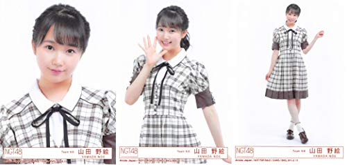 【山田野絵】 公式生写真 NGT48 世界の人へ 封入特典 ...
