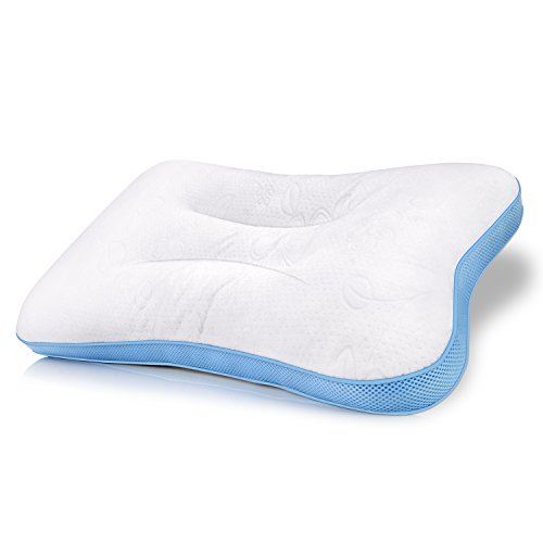 枕 安眠 IEOKE 人気 快眠健康まくら 頸椎安定 疲労回復 肩こり対策 極上の肌触感 通気性抜群 丸洗い可能【1年間保証付き】