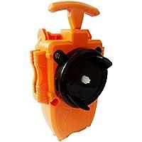ベイブレードバーストスターター 起動機 互換性 ストリングランチャー オレンジ