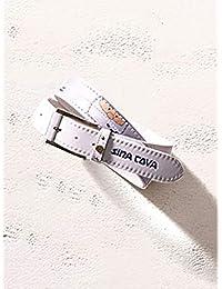 【大きいサイズ?メンズ】シナコバ SINA COVA (シナコバ) モチーフベルト40mm幅