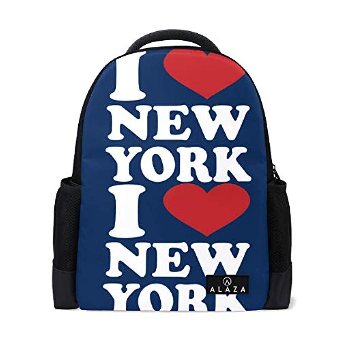 そこから飛躍いつかニューヨーク リュックバック 大容量 防水 アウトドア 登山 旅行 通学 可愛い ファッション バックパック 防水 軽量 多機能 男女通用 遠足 通学 旅行 人気