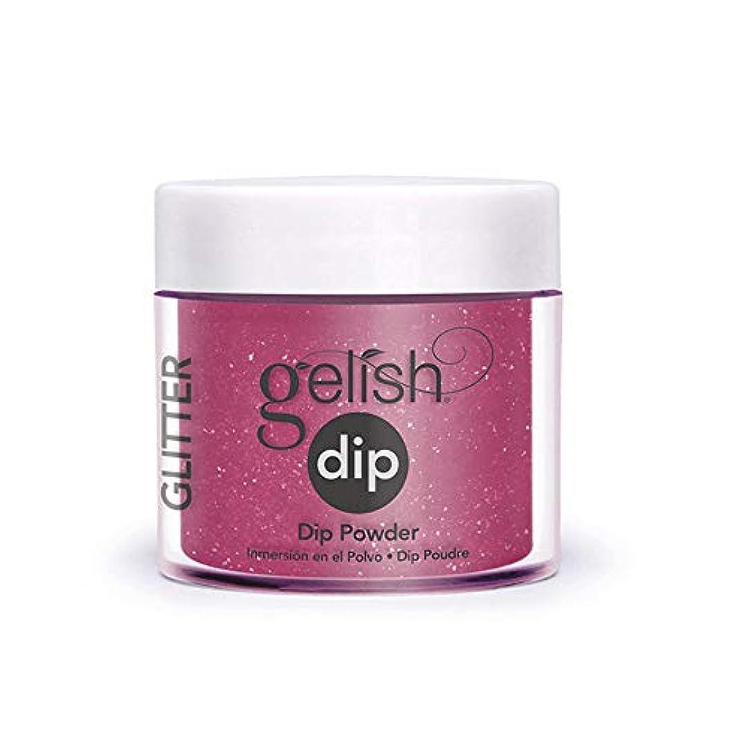 ノベルティ法王壊滅的なHarmony Gelish - Acrylic Dip Powder - High Voltage - 23g / 0.8oz