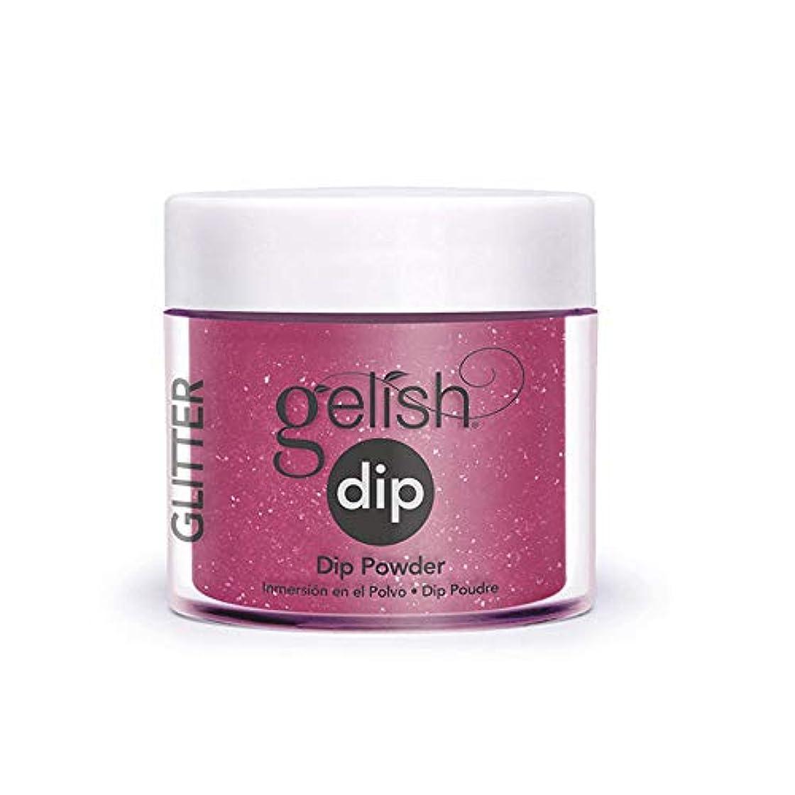 熟読する衣装刈るHarmony Gelish - Acrylic Dip Powder - High Voltage - 23g / 0.8oz