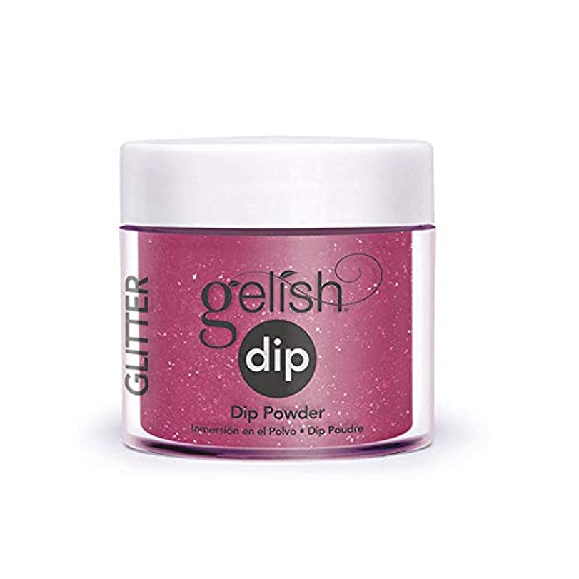 凶暴な数学パパHarmony Gelish - Acrylic Dip Powder - High Voltage - 23g / 0.8oz