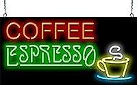 コーヒーエスプレッソNeon Sign