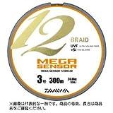 ダイワ(Daiwa) ライン メガセンサー 12ブレイド  300m  5.0号
