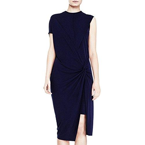 (ヘルムート ラング) Helmut Lang レディース ドレス パーティドレス Helix Knot Dress 並行輸入品