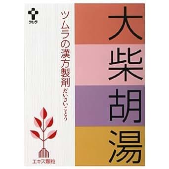 【第2類医薬品】ツムラ漢方大柴胡湯エキス顆粒 24包