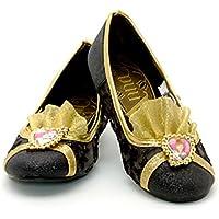 [ディズニー]Disney Frozen Anna Shoes Size 2/3 [並行輸入品]