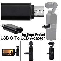 Aijoo 交換タイプC USB C USB-A 3.0アダプターへの高速アダプターDJI Osmo Pocket用