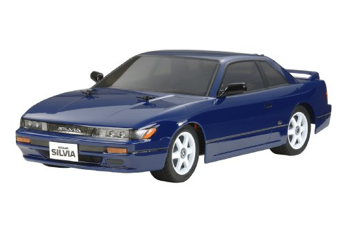 1/10 電動RCカーシリーズ NO.532 NISSAN シルビア (S13) (M-06シャーシ) 58532
