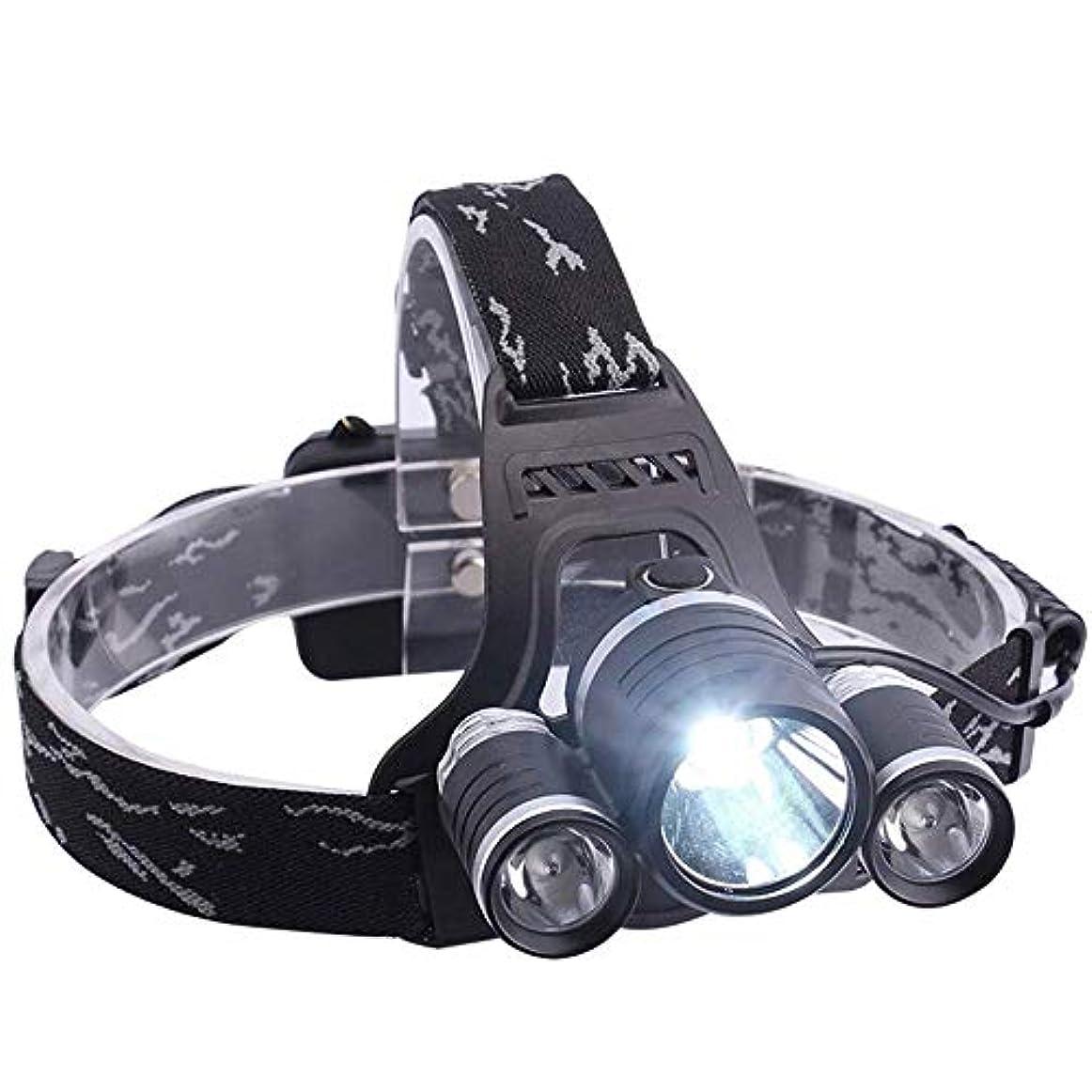 所得ワーディアンケース派手ZAIHW LEDヘッドランプスーパーブライト懐中電灯4ライトモード防水充電式ヘッドライトキャンプ読書用雨天ヘッドマウントライト
