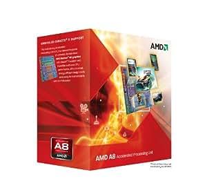 AMD A8-Series APUs A8-3850 TDP 100W 2.9GHz×4 AD3850WNGXBOX
