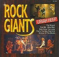 Uriah Heep Rock Giants