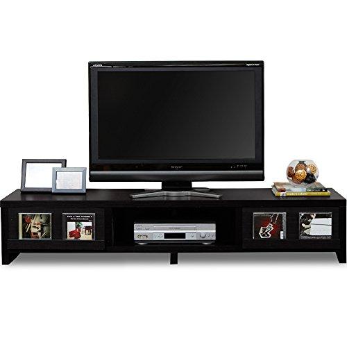 テレビ台 テレビボード 木製 ディスプレイ収納 ?50型 幅150cm 【typeA:スクエア脚】 ブラック