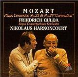 モーツァルト : ピアノ協奏曲第23番&第26番 画像