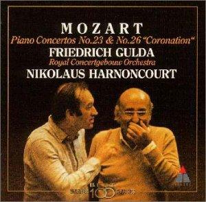 モーツァルト : ピアノ協奏曲第23番&第26番