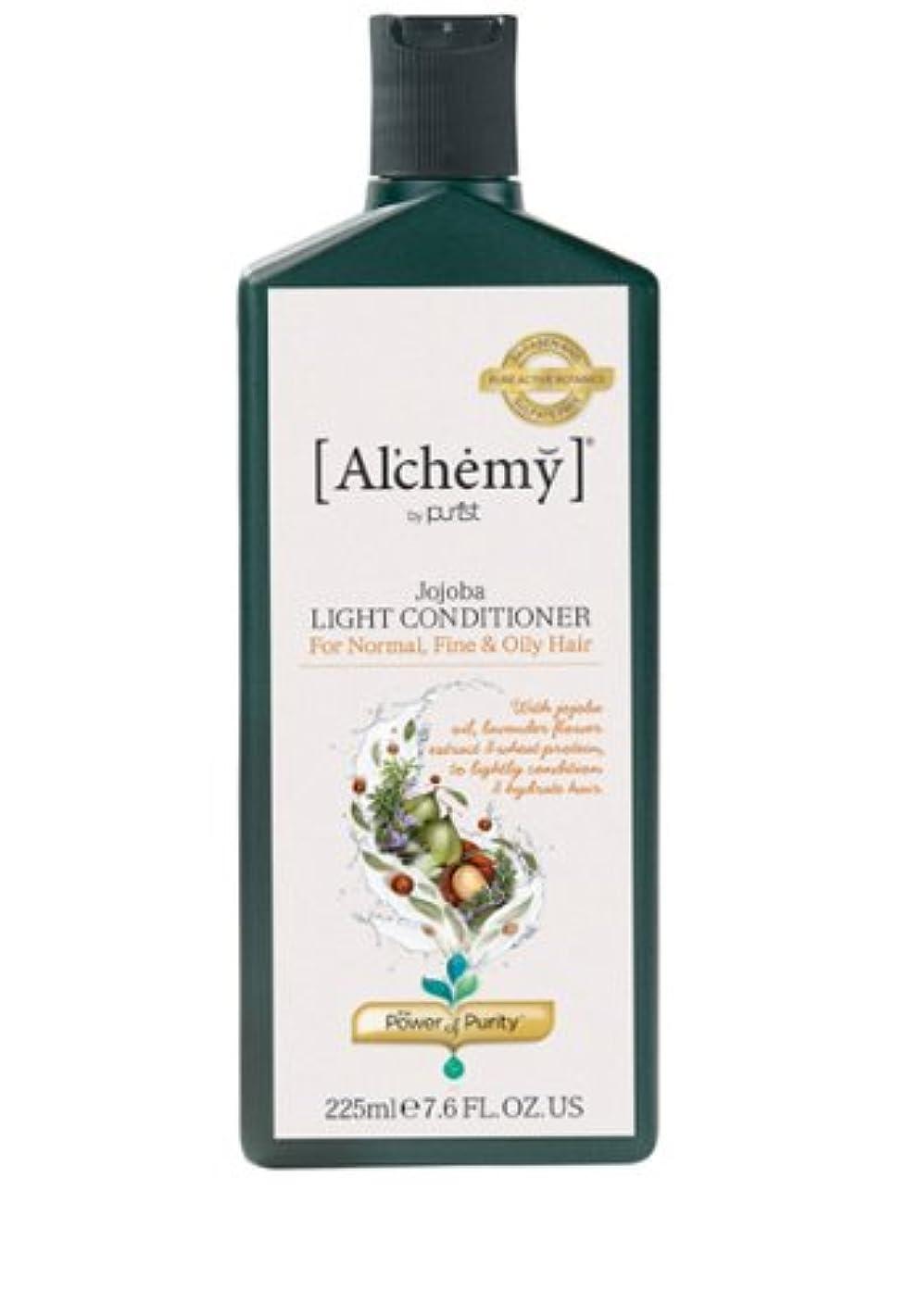 ハーブ悲劇的な反発【Al'chemy(alchemy)】アルケミー ホホバライト コンディショナー(Jojoba, Light Conditioner)(ノーマルヘア用)225ml
