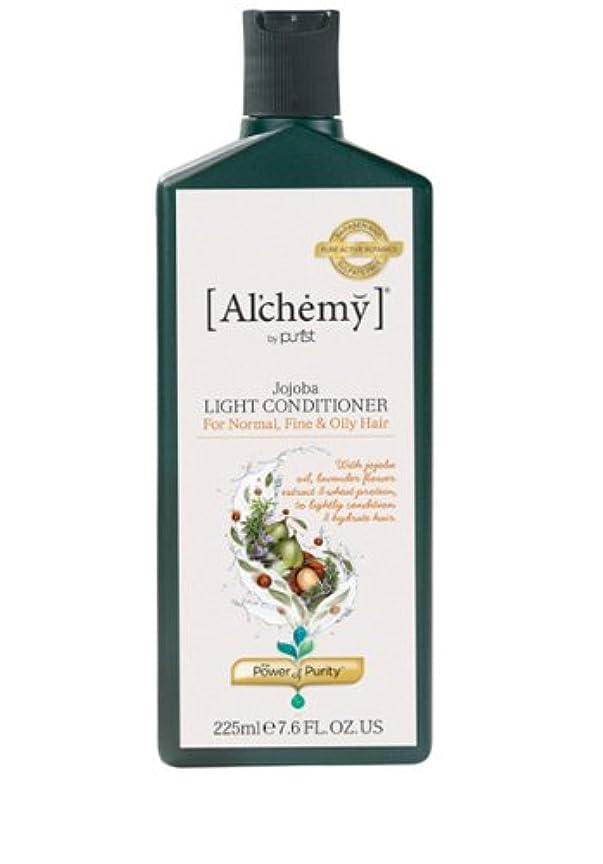 マイル縮約不潔【Al'chemy(alchemy)】アルケミー ホホバライト コンディショナー(Jojoba, Light Conditioner)(ノーマルヘア用)225ml