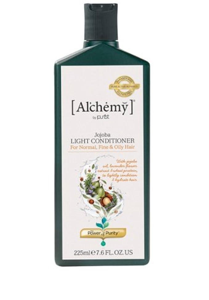 自然ストライド凍る【Al'chemy(alchemy)】アルケミー ホホバライト コンディショナー(Jojoba, Light Conditioner)(ノーマルヘア用)225ml