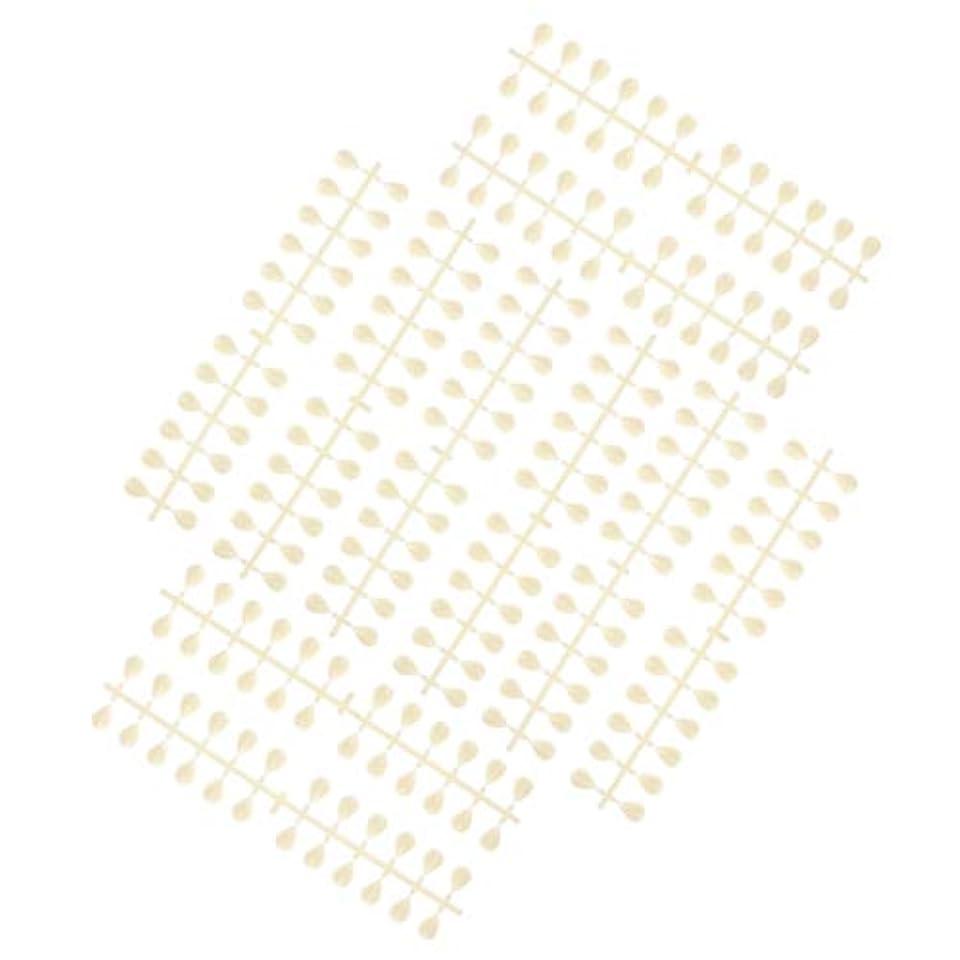 DYNWAVE ネイルのヒントスティック再利用可能なマニキュアサロンネイルアートディスプレイカラーカード - 水滴