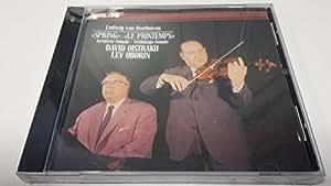 Beethoven: Violin Sonatas 5&9
