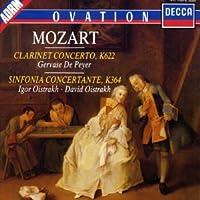 Mozart;Clarinet Concerto