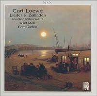 Loewe:Lieder & Balladen Vol.14