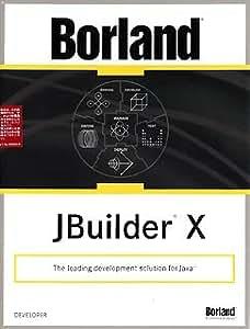 Borland JBuilder X Developer アカデミックパック1