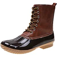 Snow Boots Women,Women Boots for Winter,Shoe Boots Women,Women Duck Boots Snow Rain Waterproof Winter Shoes for Hiking Walking Hiker