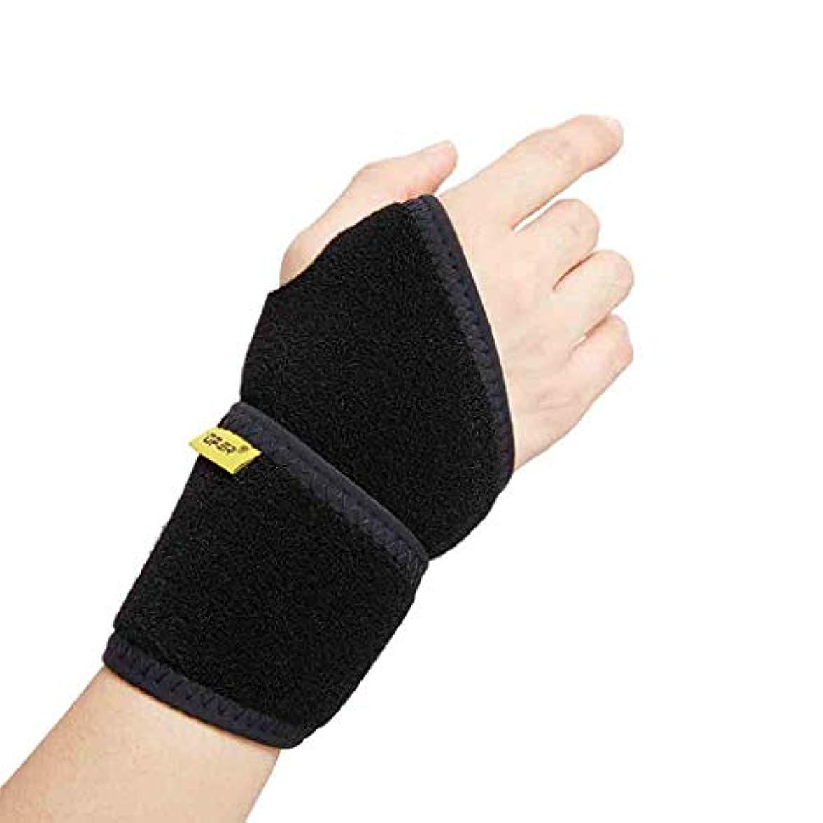舌手段関節炎のためのThumbのスプリントは右手の手首サポート左手手根サポートを手根管トンネルの痛みを軽減するための男性と女性をトリガー Roscloud@