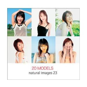 natural images Vol.23 20 Models