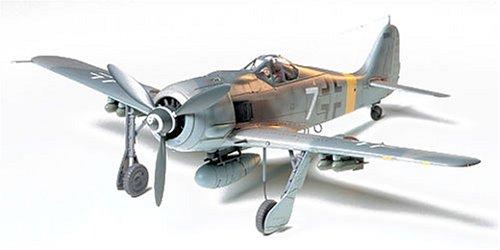 1/48 傑作機シリーズ フォッケウルフ Fw190 F-8