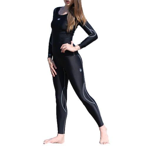 レディース インナースーツ パンツ コンプレッション 伸縮性抜群の素材