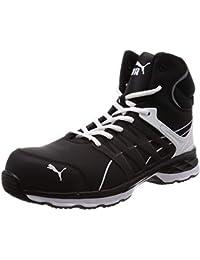 [プーマセーフティー] 安全靴 作業靴 ヴェロシティ2.0 ミッドカット JSAA A種認定 先芯合成樹脂 衝撃吸収 疲労軽減ミッドソール採用 メンズ