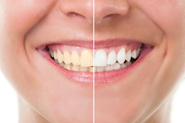機械的に肌タッチTeeth Whitening 歯のホワイトニング