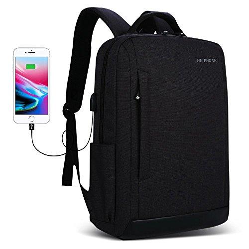 リュックサック ビジネスリュック メンズ PCバッグ 大容量 15.6インチ 防水 USB充電ポート 盗難防止 高耐久性 パソコンバッグ 高校生 通勤 通学 旅行用 デイパック おしゃれ 軽量 男女兼用